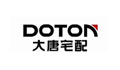 大唐宅配logo